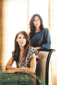 Estee Stanley and Cristina Ehrlich