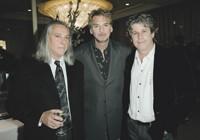Gene Montesano, Kenny Loggins and Barry Perlman.
