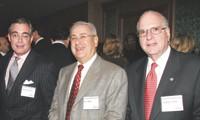Robert Skinner, Hal Upbin and Stephen Ruzow.