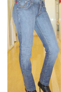 The Kara jean from Fire Jeans.