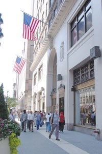 Lord & Taylor's Fifth Avenue flagship.