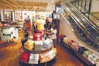 American Eagle same-store sales rose 6 percent in February.