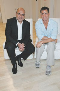 Dan Shamdasani and Tony Melillo