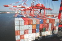 Safeguards have been implemented to limit surging Chinese imports.