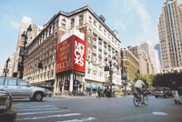 Macy's in New York's Herald Square, Federated's flagship.