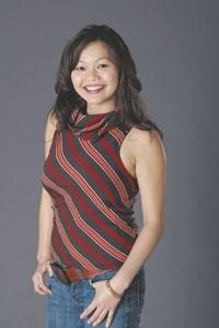 """""""Project Runway"""" winner Chloe Dao."""