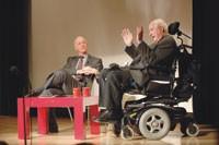 Paul Goldberger and Michael Graves