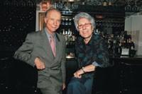 John Ivanac and Maria Besson