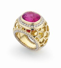 A Theo Fennell ring.