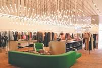 Inside the Leo boutique in Miami.