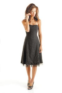 A dress from Shoshanna for HSN.