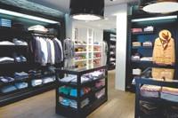 Cremieux's new Saint-Germain shop.