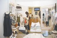 The Osklen store in Milan.