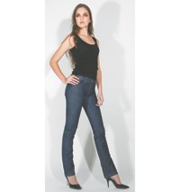 Odyn's high-waisted skinny-fit jeans for fall.