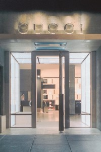 Tom Ford revamped the Sloane Street store in London in 1998.