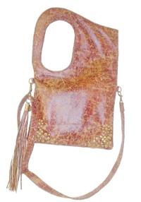 The Devil handbag designed by Patricia Field.