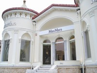 The Max Mara store in Athens.
