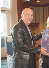 Wilsons Leather's Jeffrey Orton.
