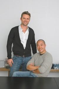 Jan-Hendrik Schlottmann and Derek Lam
