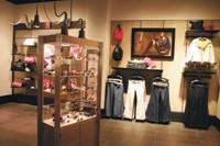 The Oakley store in SoHo.