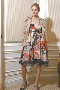 A look from Lacroix's cruise collection.