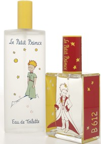 Two Le Petit Prince scents.