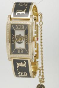 L.A.M.B.'s enamel bracelet.