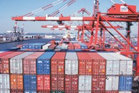 The apparel industry is fighting legislation that would require inspection of all containers.
