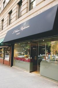The new L'Artisan shop on Madison Avenue.