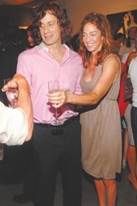 Greg Kadel and Kelly Klein