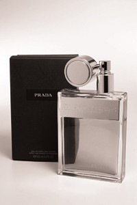 Amber Pour Homme by Prada.