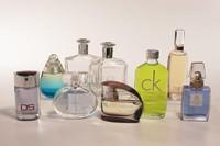 A selection of fall fragrances.