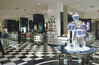A look at Bloomingdale's beauty department.