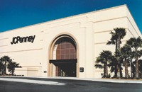 J.C. Penney is gaining with its new formats and brands.