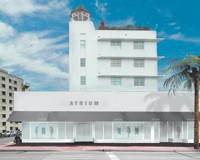 A rendering of Atrium Miami.