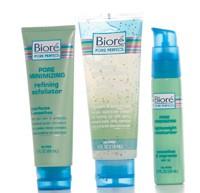 Biore Pore Minimizing Collection.