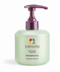 PureOlogy's leave-in conditioner.