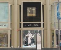 The J. Mendel flagship in Chicago.