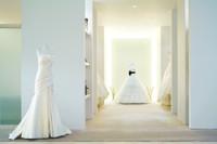 Russell Jones created Vera Wang's Selfridges boutique.