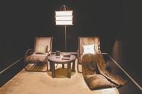 The Armani Casa concept store.