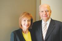 Janet Gurwitch and Burt Tansky