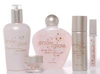The complete Snow Glow assortment.