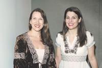 Jane McKellar and Stacy Panagakis