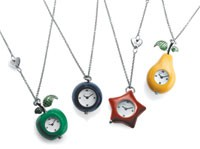 Marc by Marc Jacobs watch pendants.