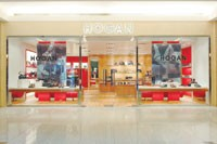 Hogan has opened a boutique in Singapore's Paragon mall.