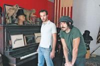 Michael and Daniel Casarella.