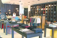 AG Adriano Goldschmied plans to open six stores in 2007.