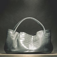 A bag from Devi Kroell's bespoke collection.