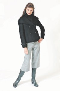 A look from Liz & Co., exclusively at J.C. Penney's.
