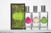 The Lavanila fragrance line.
